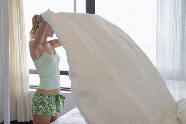 The 10 Commandments of Cleaning Day